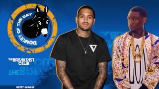 Soulja Boy & Chris Brown- Donkey of the Day (01-4-17)