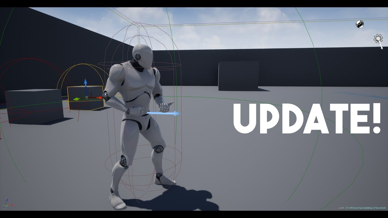 RPG Dev Blog #00 | Trying to Understand Unreal
