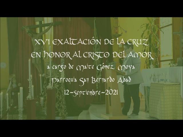 LA LINEA COFRADE. XVI EXALTACIÓN DE LA CRUZ
