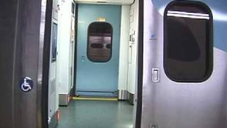 PREVIEW OF THE AMTRAK ACELA: 12-09-2000