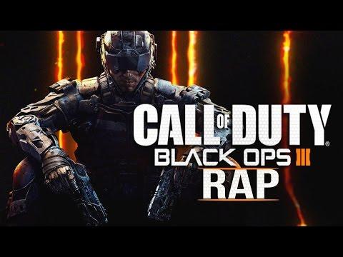 CALL OF DUTY: BLACK OPS 3 RAP「El Futuro de la Guerra」║ JAY-F