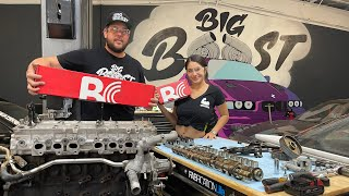 homepage tile video photo for HOW TO INSTALL 2JZ RUNBC DUAL VALVE SPRINGS AND 272 CAMSHAFTS PART 1