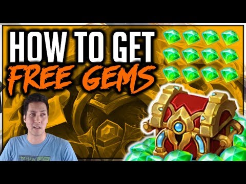 How To Get FREE Gems In Dungeon Hunter Champions | 100% Legit Method