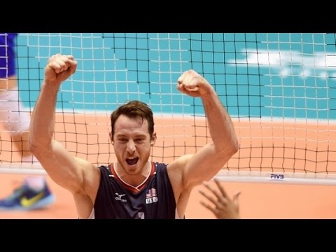 David Lee Volleyball highlights