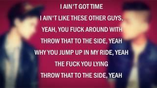 Conor Maynard, Anth - NO FRAUDS (with Lyrics)