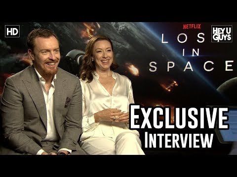 Toby Stephens & Molly Parker on the huge new Netflix reboot of Lost In Space  Exclusive
