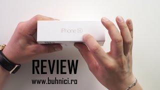 iPhone SE Rose Gold - Cât de mic trebuie să fie un telefon? (www.buhnici.ro)