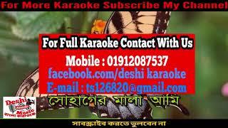 Keno Tumi Amake Je Kumar Sanu Bangla Karaoke Deshi Karaoke