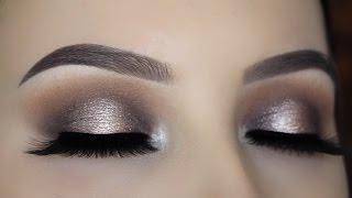 Halo Smokey Eye Makeup Tutorial
