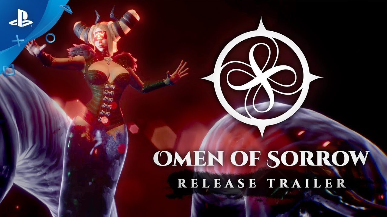 Omen of Sorrow - Launch Trailer | PS4
