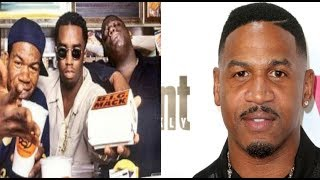 Stevie J Blasts People For Knowing About Craig Mack's Situation But NOT Showing Him Any Love