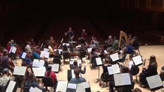 Wenn mein Schatz - Songs of a Wayfarer - Mahler (rehearsal clip)