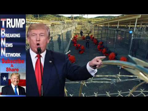 Journalists WON'T SLEEP Tonight After Seeing What Trump Is Quietly Doing In Guantanamo