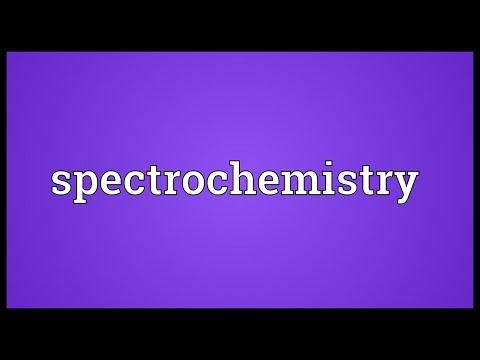 Header of spectrochemistry
