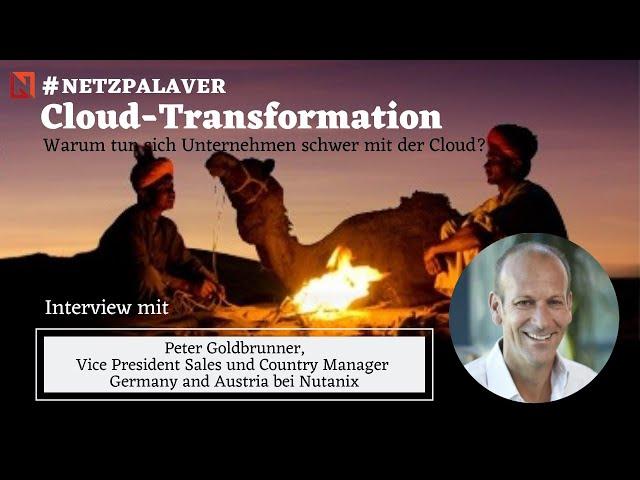 Interview mit Nutanix - Warum tun sich die Unternehmen in Deutschland schwer mit der Cloud?