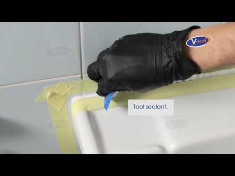 DIY Basin sealing (VT-132)