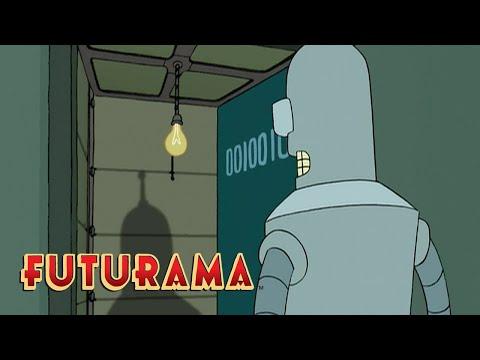 FUTURAMA   Season 1, Episode 3: Bender's (Sober) Bender   SYFY