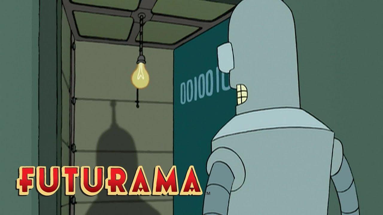 Download FUTURAMA | Season 1, Episode 3: Bender's (Sober) Bender | SYFY