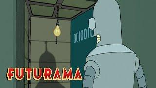 FUTURAMA | Season 1, Episode 3: Bender's (Sober) Bender | SYFY