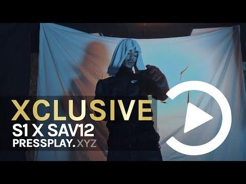 #12World S1 X Sav12 - Mami (Music Video) Prod By Ghosty | Pressplay