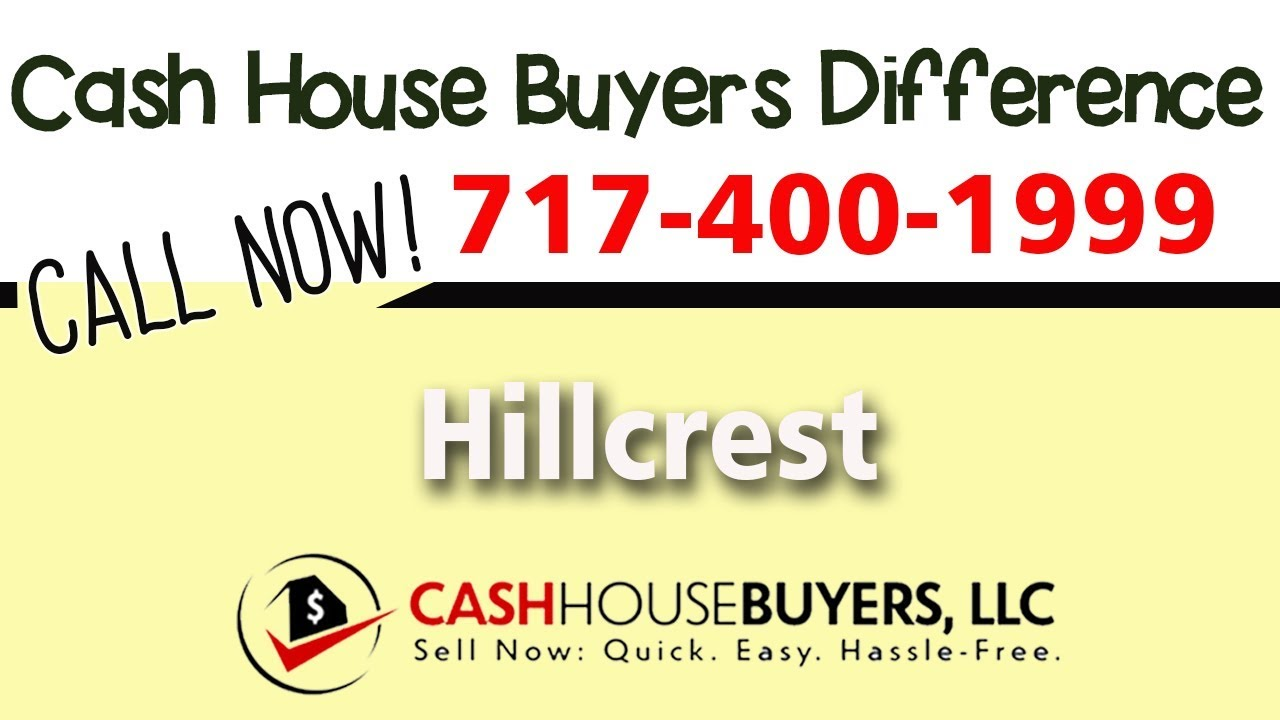 Cash House Buyers Difference in Hillcrest Washington DC | Call 7174001999 | We Buy Houses