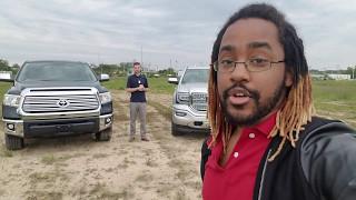 Toyota Tundra VS GMC Sierra Comparison