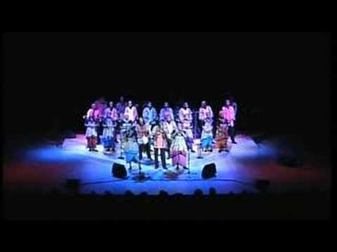Soweto Gospel Choir  (World In Union)