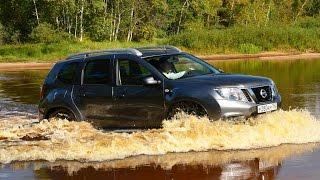 тест драйв Nissan Terrano 2014