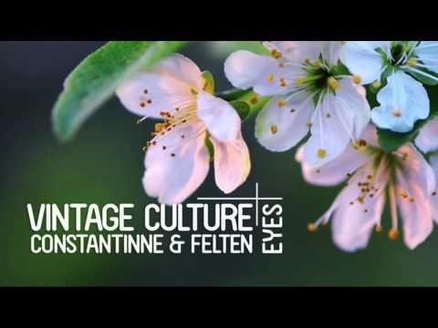 Vintage Culture, Constatinne, Felten - Eyes