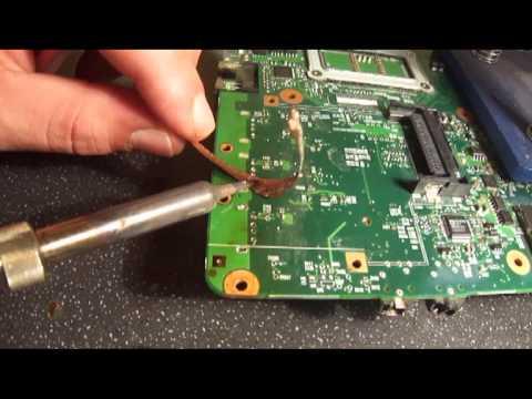 laptop usb port replacement