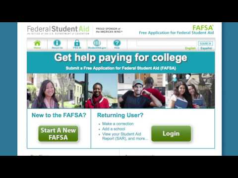 Helpul Financial Aid Tips For Parents | FSA ID, FAFSA, Free Application Federal Student Aid