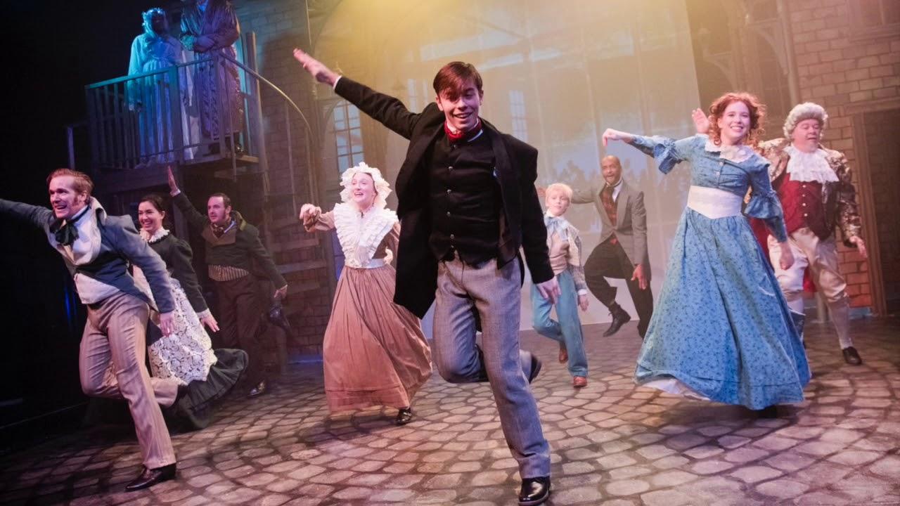 A Christmas Carol Annapolis Shakespeare Company