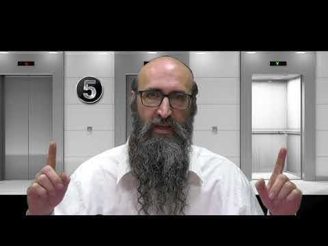 5eme ETAGE, Episode 14 - Pourim, la 5eme fête ! - Rav Itshak Peretz