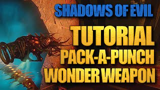 Como fazer Pack-a-Punch na Wonder Weapon - Shadows of Evil Black Ops 3