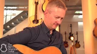 Santa Cruz Guitar Co, OOO Acoustic Guitar Played By Stuart Ryan (Part Two)