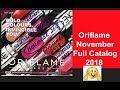 Oriflame November 2018 Full Catalog