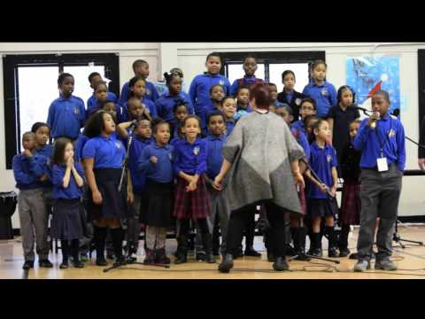 Chester Community Charter School Winter Concert 2015
