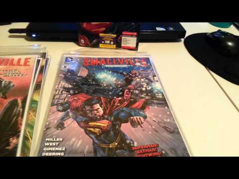 Smallville Season 11-- The Comic Collection Thus Far (TEAM DOPENESS)