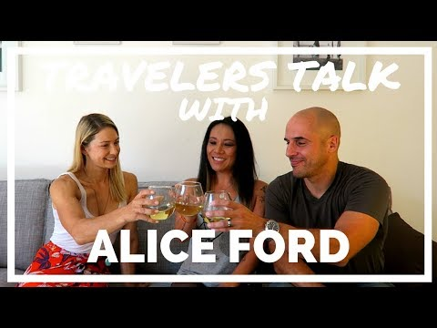 Travelers Talk With Alice Ford Part 2