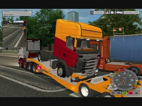 Скачать Моды Для Euro Truck - фото 4