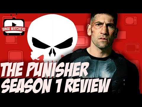THE PUNISHER Season 1 Review (Spoiler Free) | Netflix Original