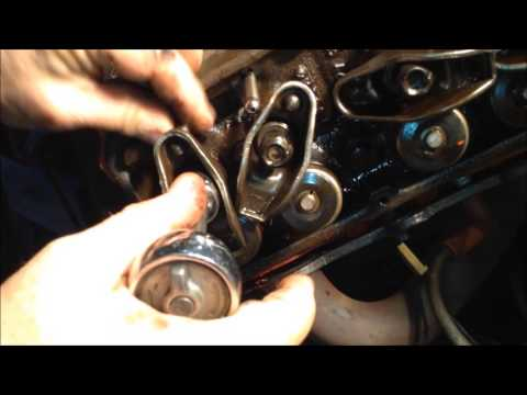 How To - Install A Camshaft And Lifters
