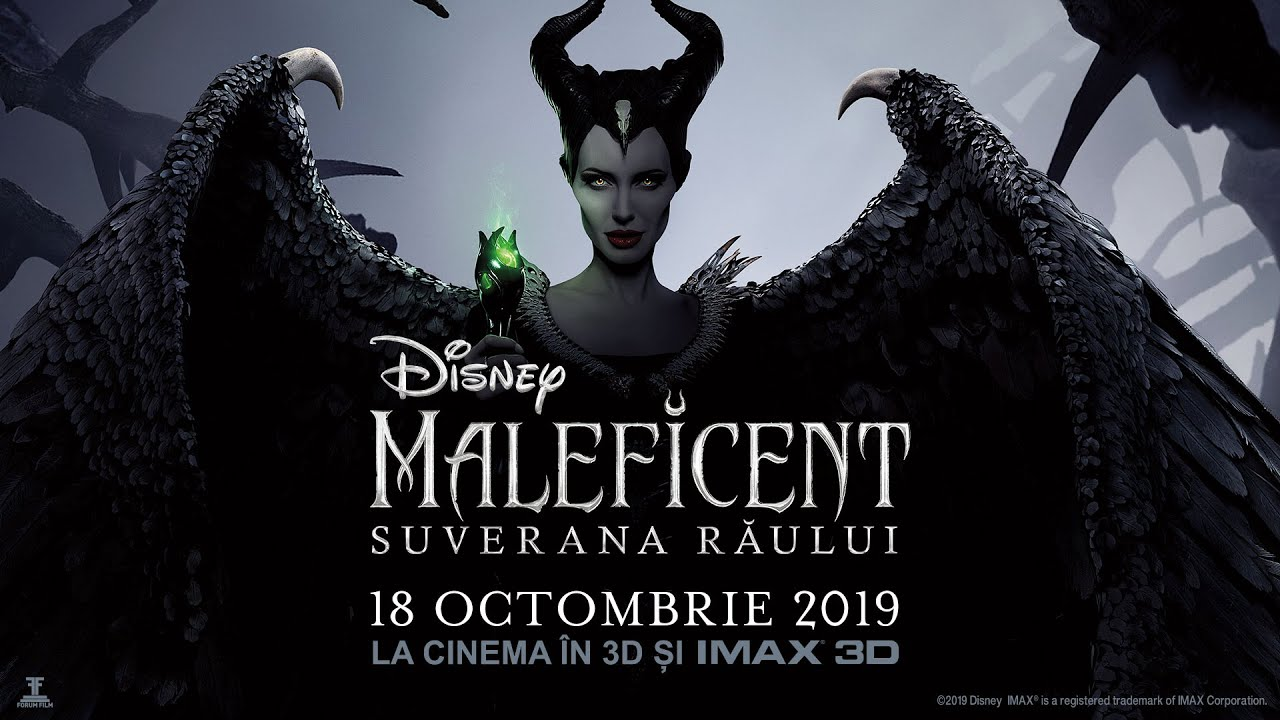 Maleficent Suverana Răului Maleficent Mistress Of Evil Spot 20 Subtitrat 2019