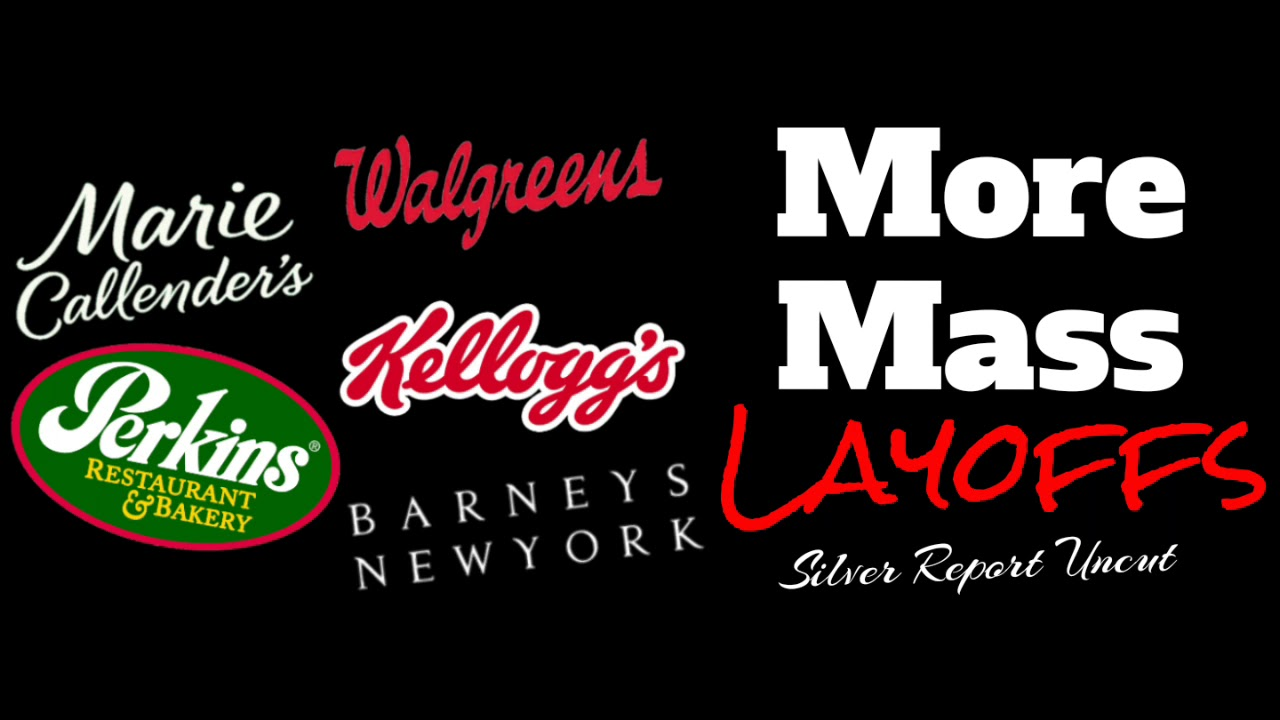 More 2019 Mass Layoffs And Store Closures Hit Retail Manufacturing and  Restaurant's