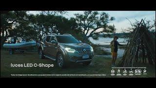 Descubre las luces LED C-Shape en la Renault Alaskan | Renault Colombia