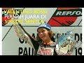VIDEO!!Valentino Rossi balapan di sentul International Circuit 1997 juara pertama
