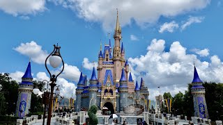 Magic Kingdom FULL Walking Tour w/ Rides in 4K | Walt Disney World Orlando Florida August 2020