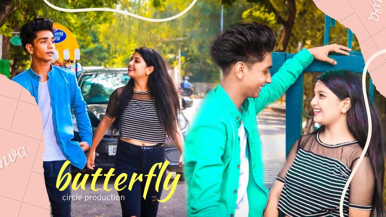 Butterfly : Jass Manak | Satti Dhillon | short film | direct by Vinay sharma