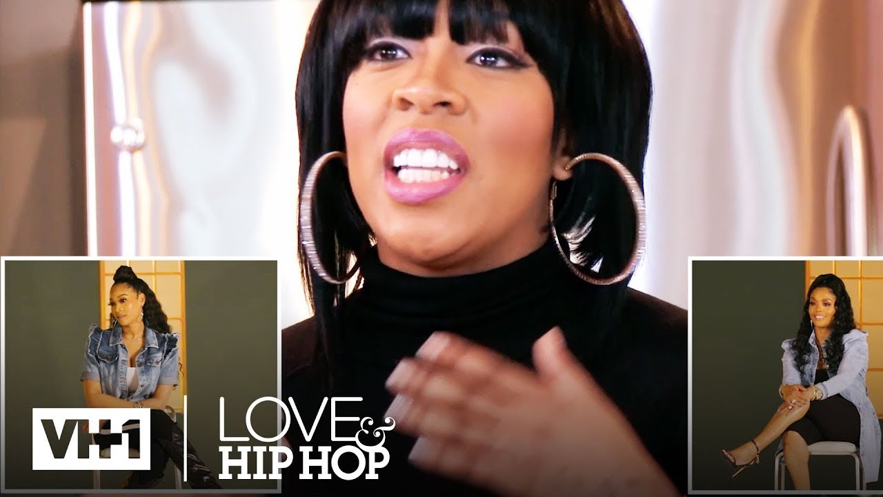 Rasheeda & Mimi React to K.Michelle Throwing the Candle  | Love & Hip Hop: Atlanta