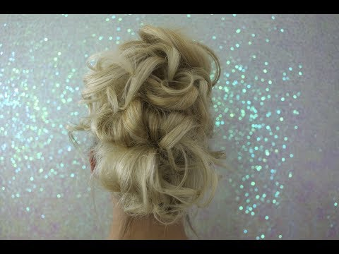 Bridal Mohawk Hair how to
